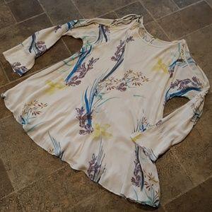 Free People women's size S long sleeve dress